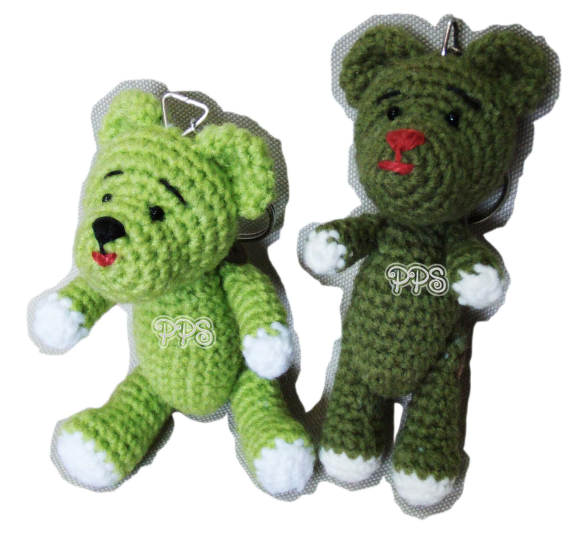 Crochet Doll Keyring-SANY0058