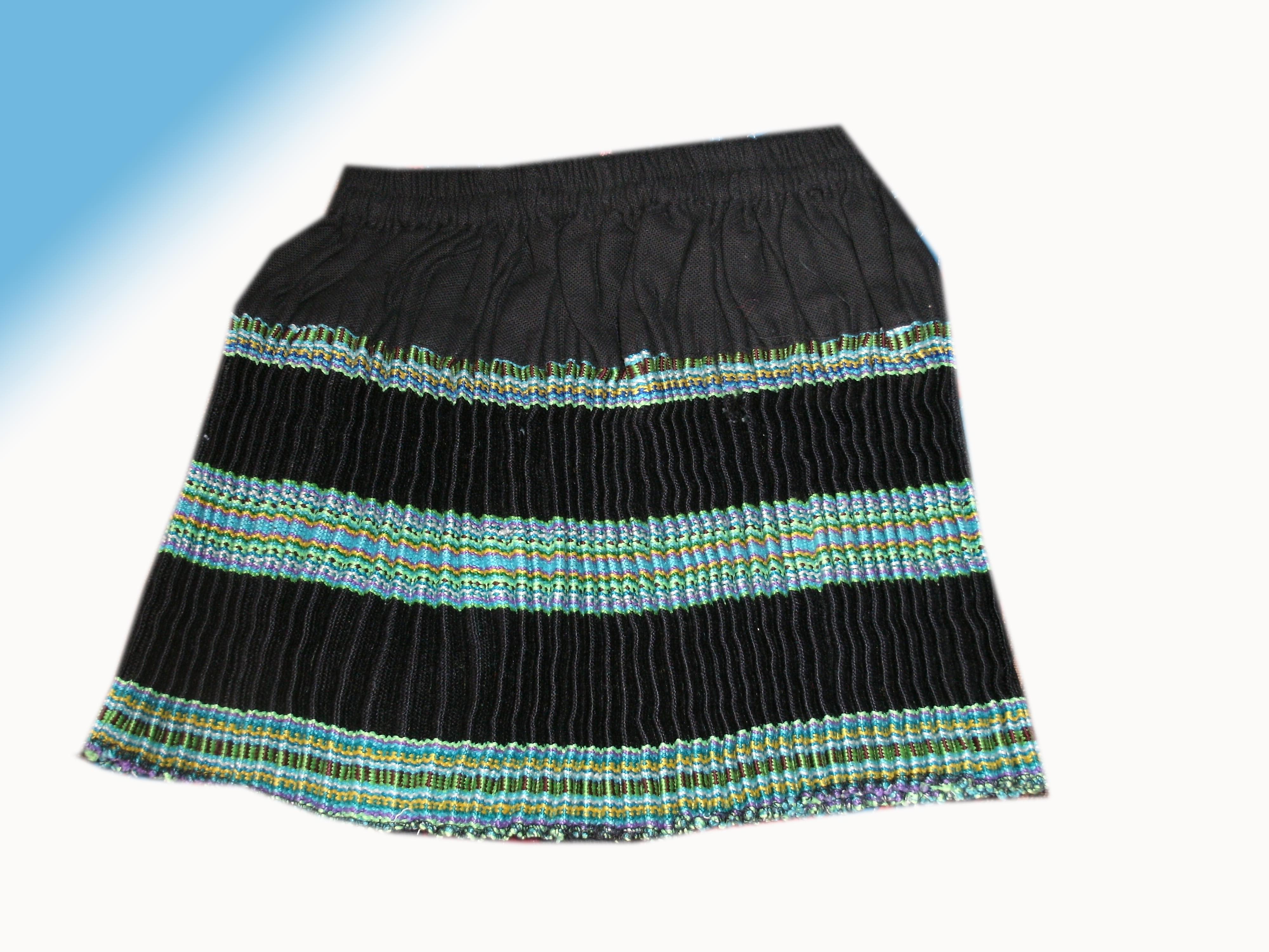Tribal Girls Skirt-31
