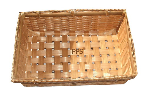 Square Bamboo basket  PS-BB-27