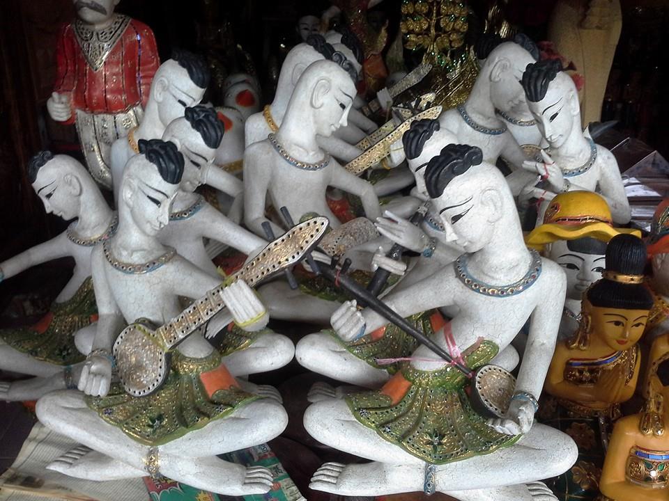 Wood musicians