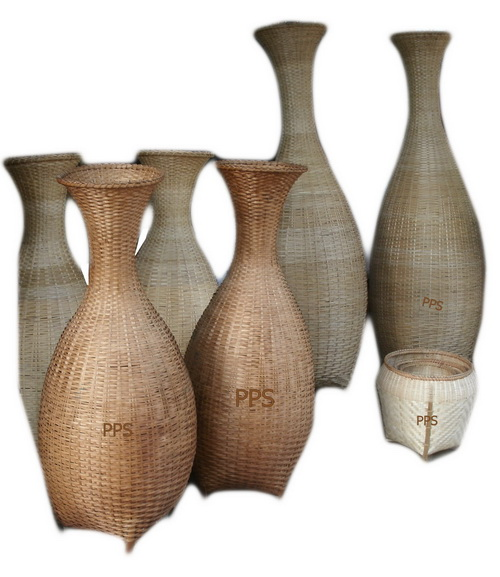Bamboo Vases PS-BB-26