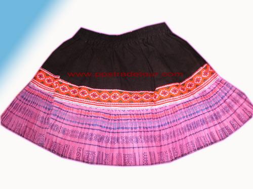 Tribal Girls Skirt-29