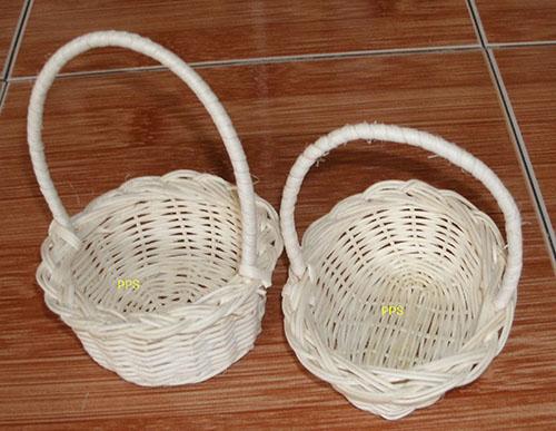 Rattan Basket C1899-1
