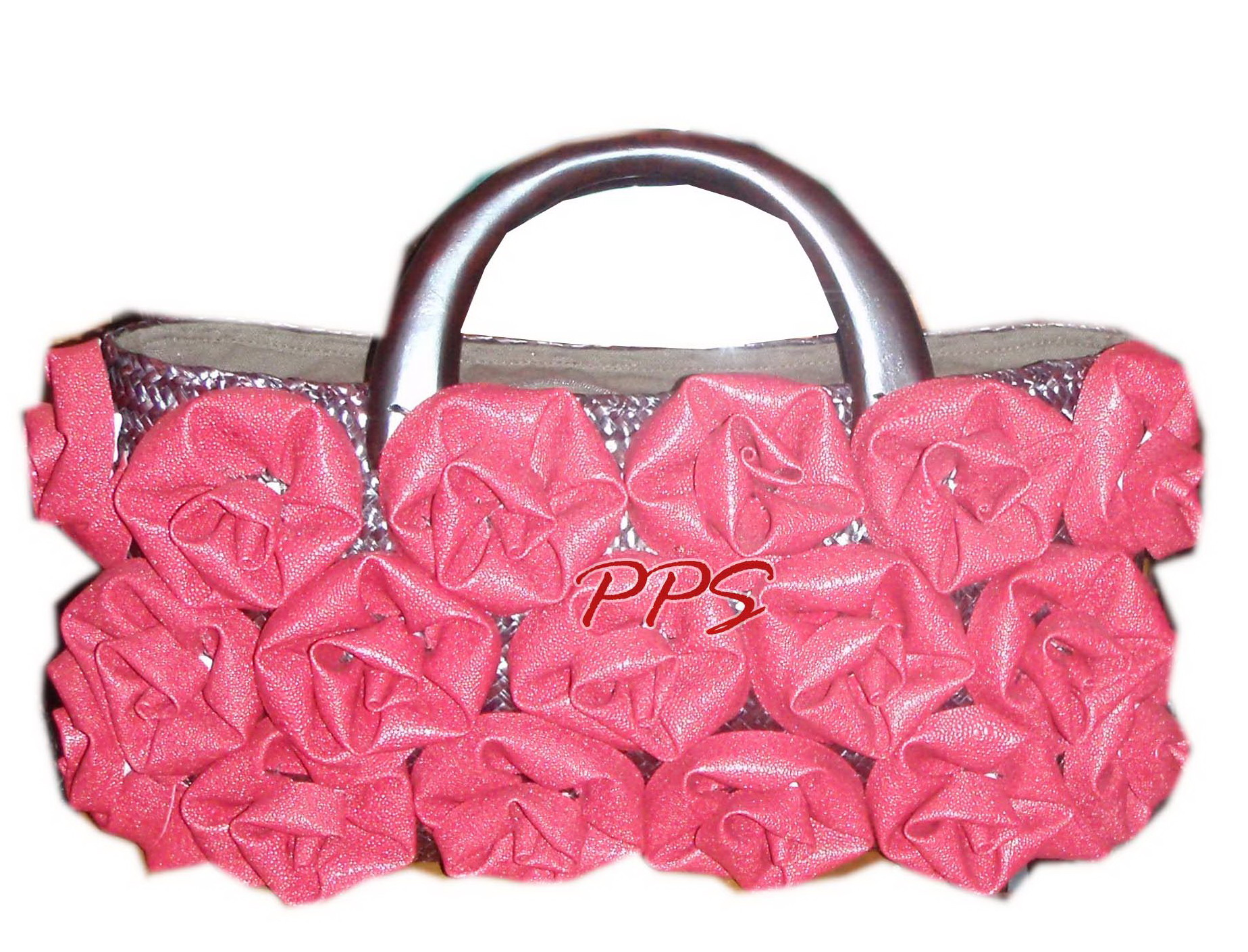 Seagrass and PU-Bag-PPS bag brand 15