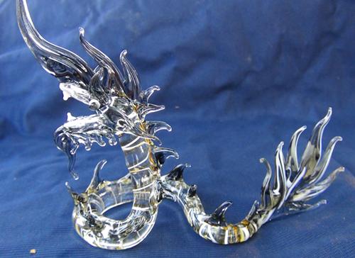 blown glass-Naga