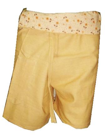 Short Cotton Trouser-Y3