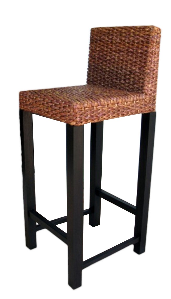 PS-Rattan Stool 18- SL18