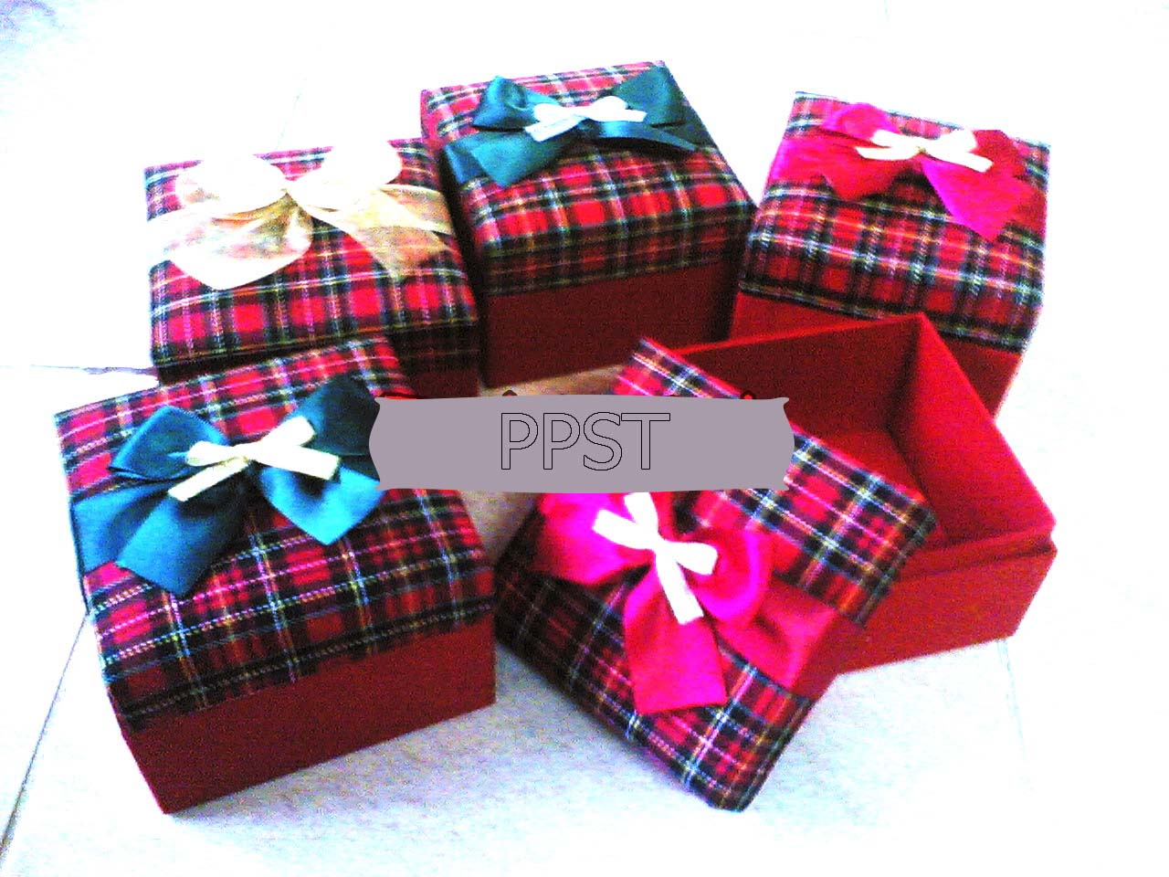 Gift fabric box- PPS-13