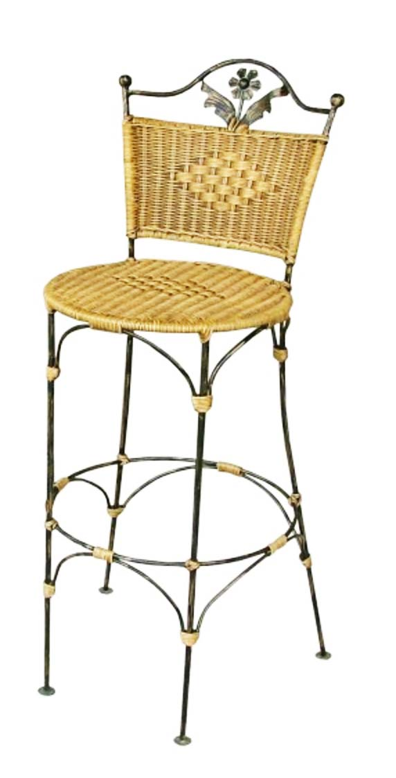 PS-Rattan Stool 12-SL12