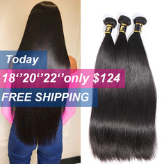 FREE Shipping Aosun Straight Human Hair Weave Bundles, Wholesale Cheap Human Hair, 8-30 Inch Remy Human Hair Weft