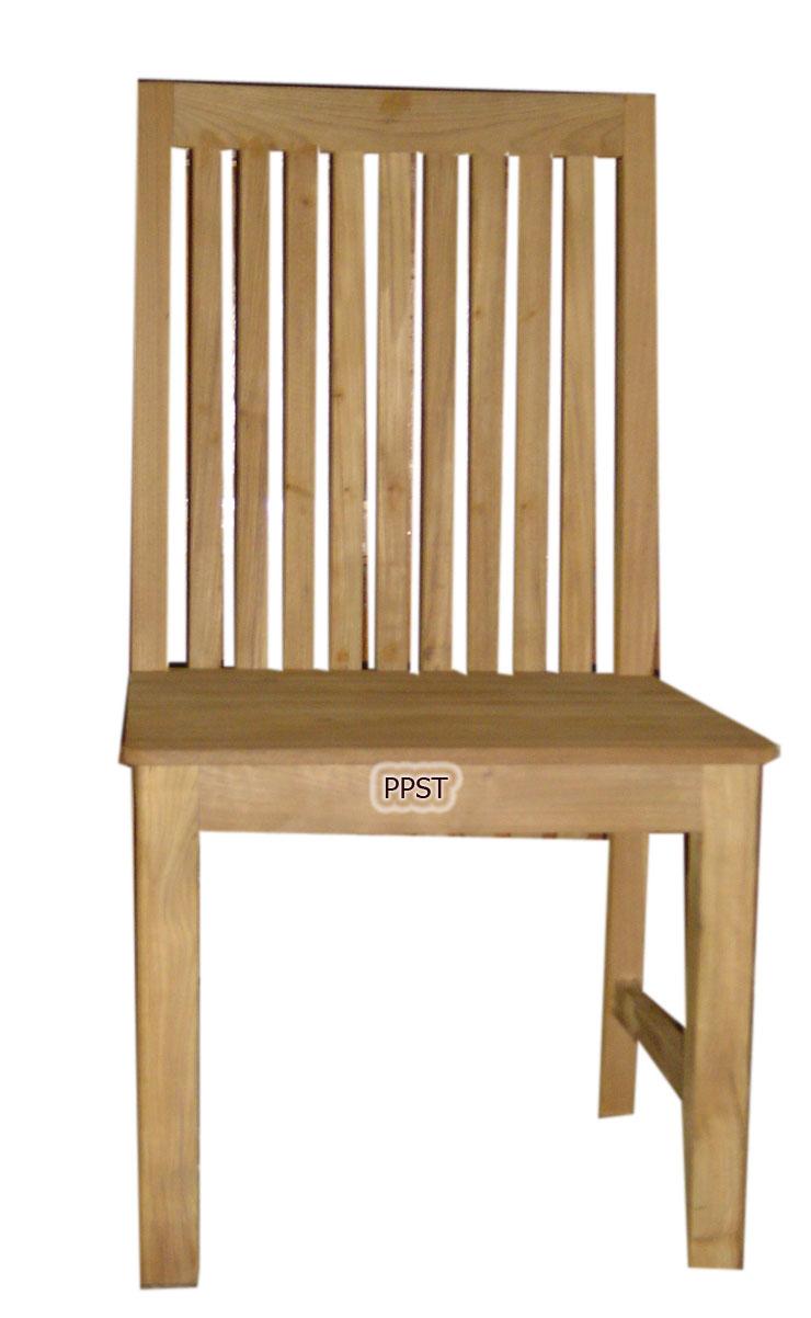 Teak stool-sn015