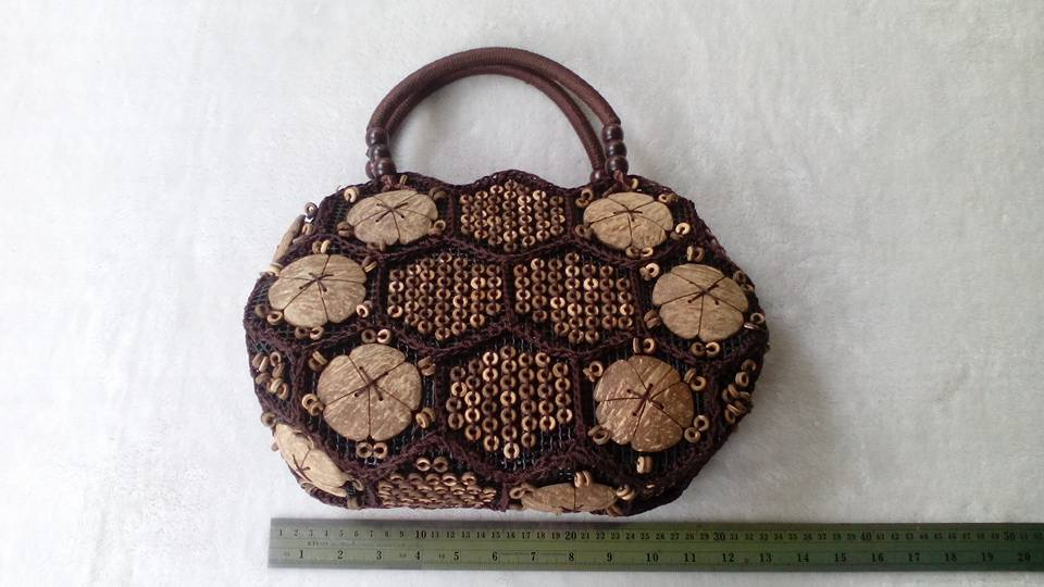 Coconut Shell bag-119