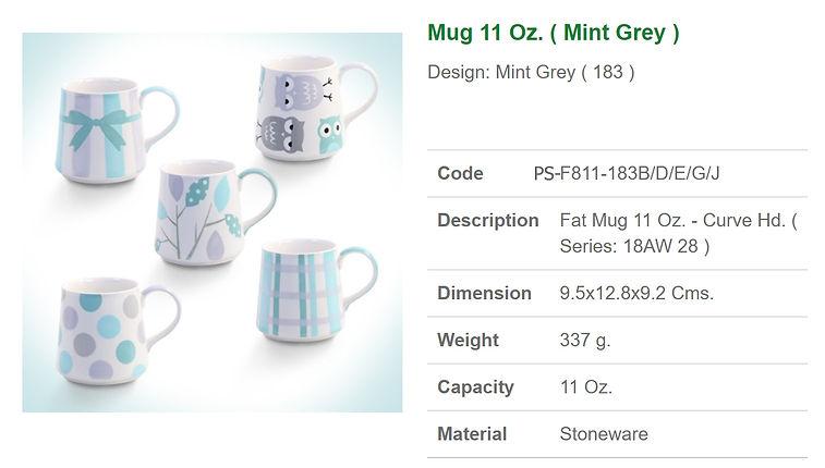 ceramic mug 11oz.-Mint Grey.jpg