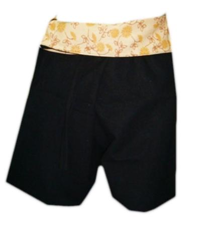 Short Cotton Trouser-B9