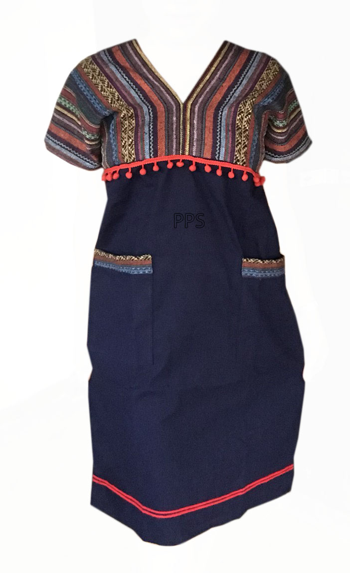 Cotton Dress-BNB-CMCD034