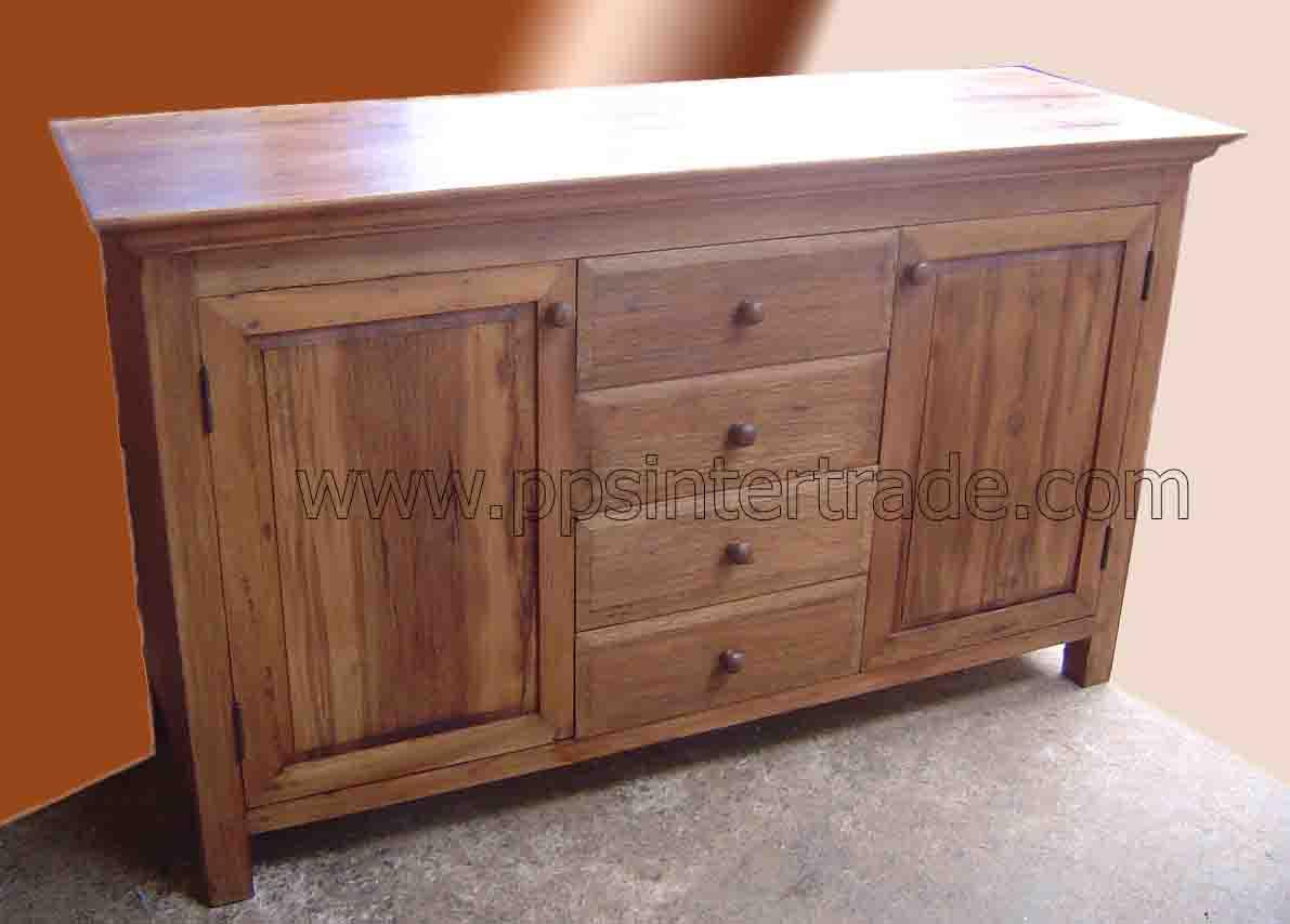 PS-Wood Shelf, cabinet-sn390