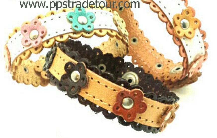 Leather Bracelet-N11
