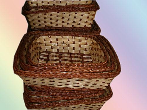 Rattan Basket C1926-1