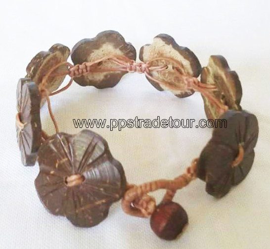 Coconut shell Bracelet-5810