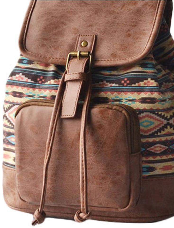 Tribal Pu Backpack-10