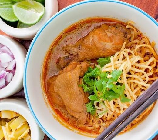 ข้าวซอย-Khao soi