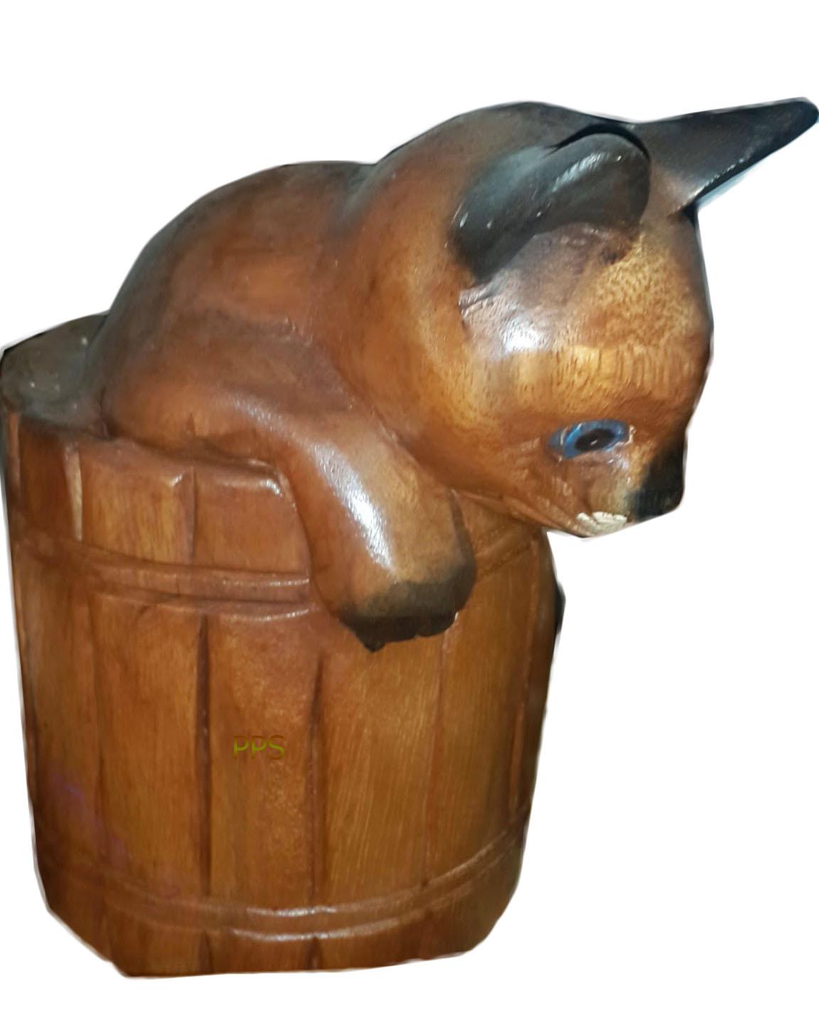 WoodCat-inJar