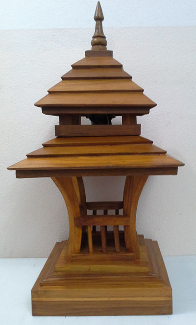 Teak Lamps 170102-w