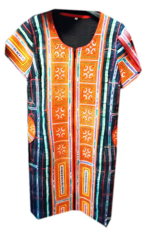 Tribal Patter Dress-10