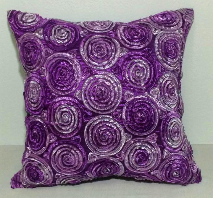 Cushion pillow Case-Curl2