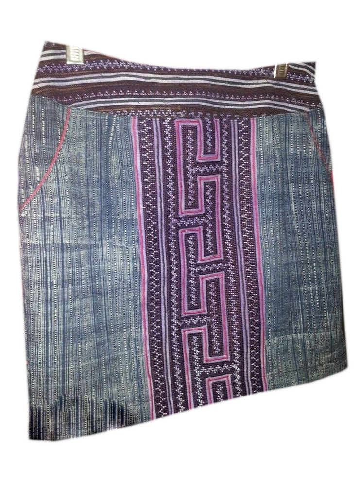 Tribal Skirt04