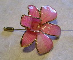 Orchid Pendant - SM-23