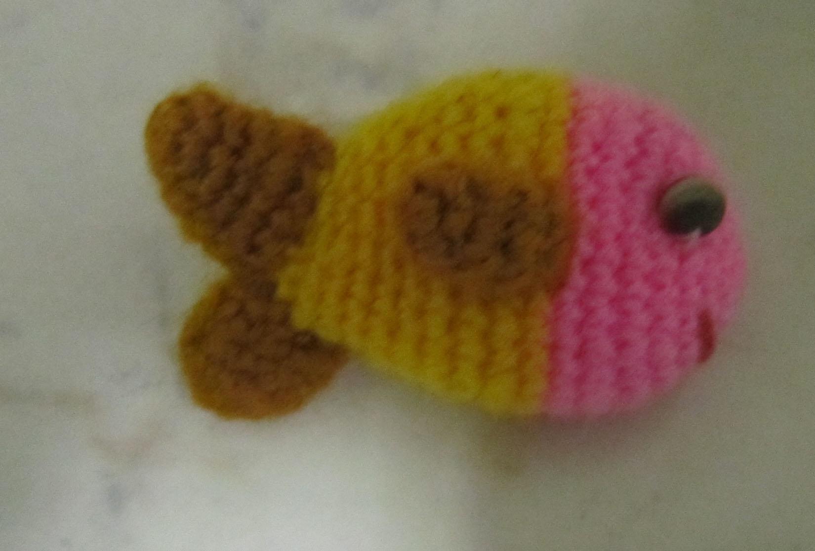 Crochet Doll Keyring-IMG_3573
