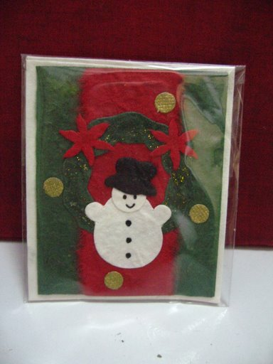 Mulberry Paper Christmas Card-45