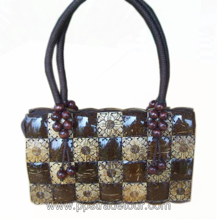 Coconut Shell bag-122