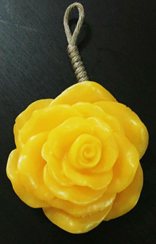 bathing Soap flower in flower shape3