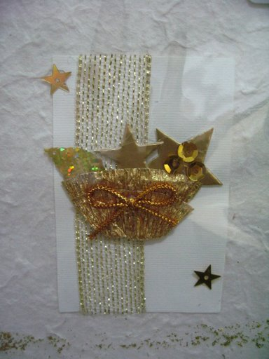 Mulberry Paper Christmas Card-23