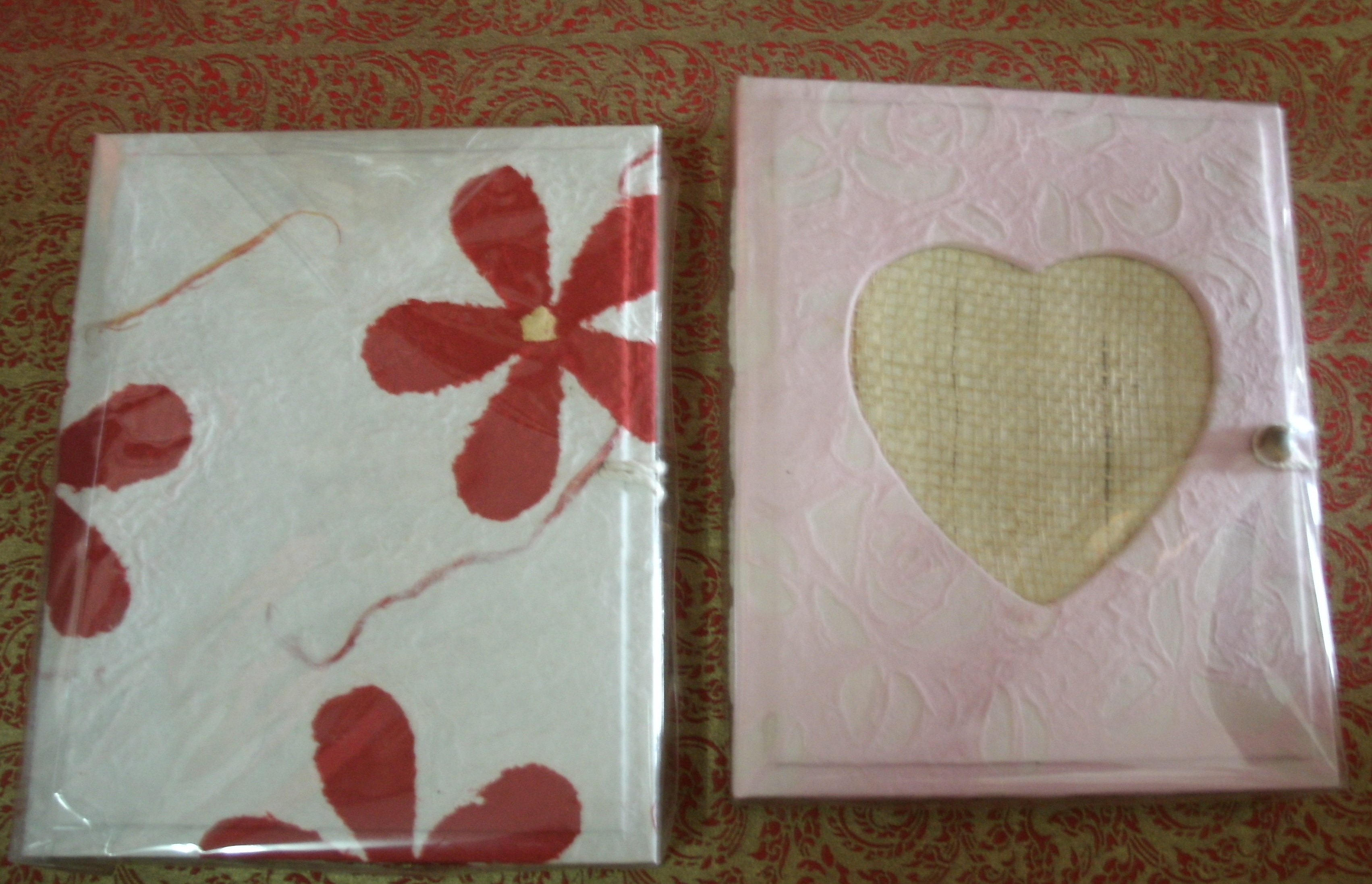 Sign Book made of mulberry paper