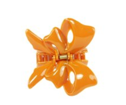 Hair clip none painted RC-138-ริบบิ้น