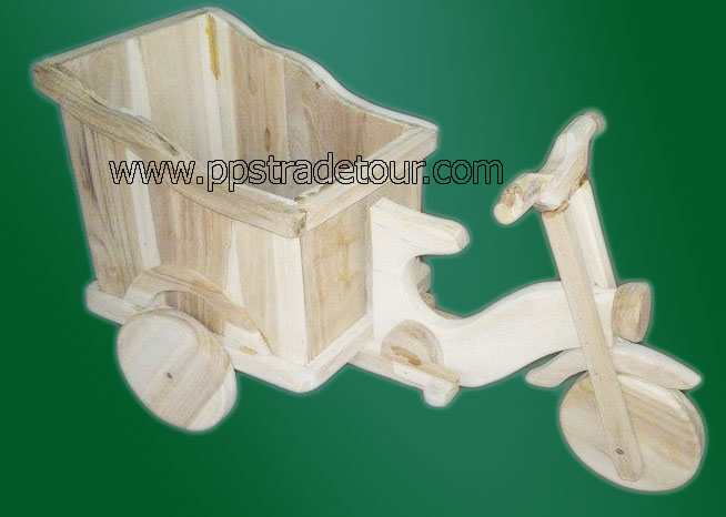WoodTricycle