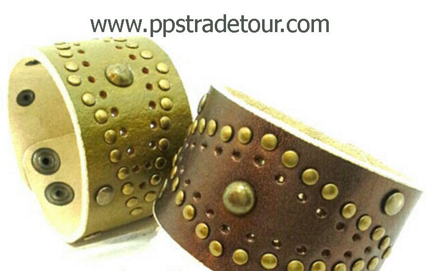 Leather Bracelet-N3