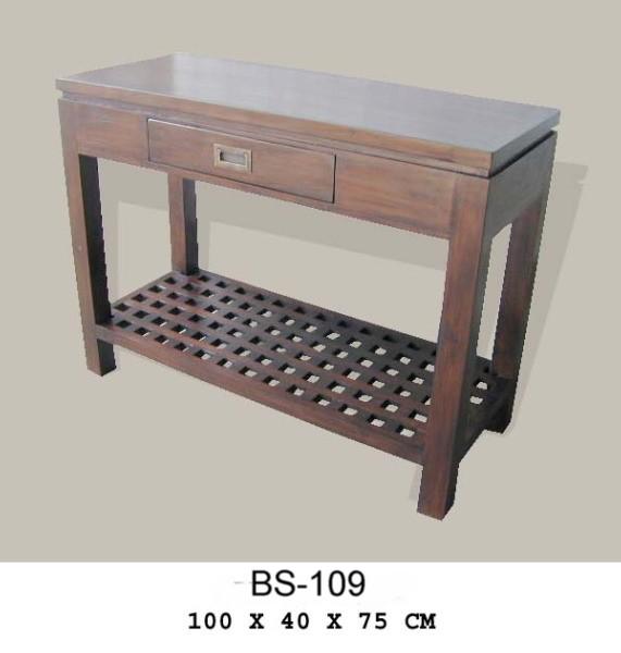 PS-Wood Shelf (sn363)