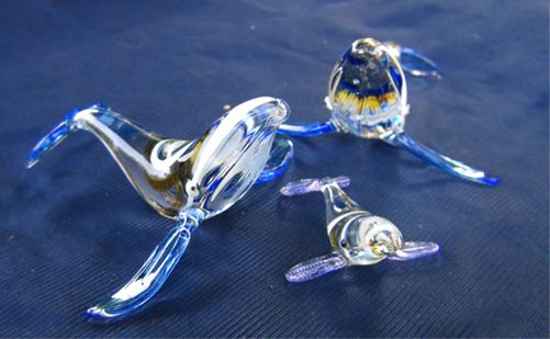 blown glass-Seal