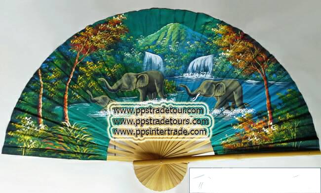 PPS- Wall Satin Fan Paint-34