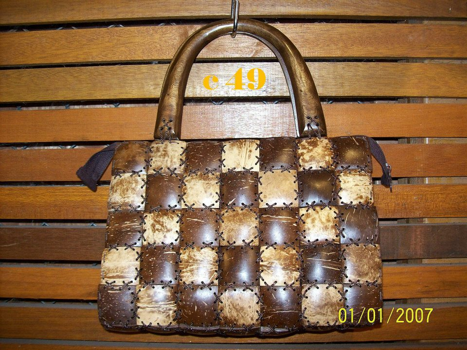 Coconut Shell bag-110