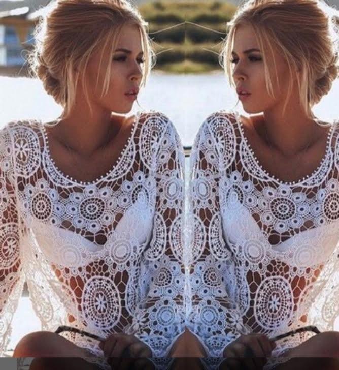 Beach dress-ym-056