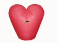 Sky Lantern-heart shape