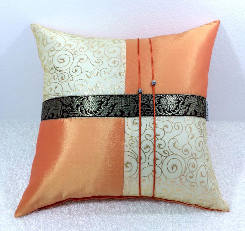 Silk Cushion Pillow Case-285