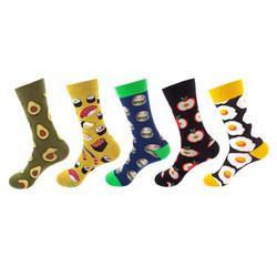 SOXTOWN Girls Bulk Gift Custom Women Cotton Christmas Stockings Socks For Sale
