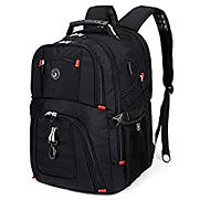 Durable 50L Travel Laptop Backpack with