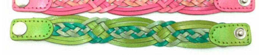 Leather Bracelet-N12